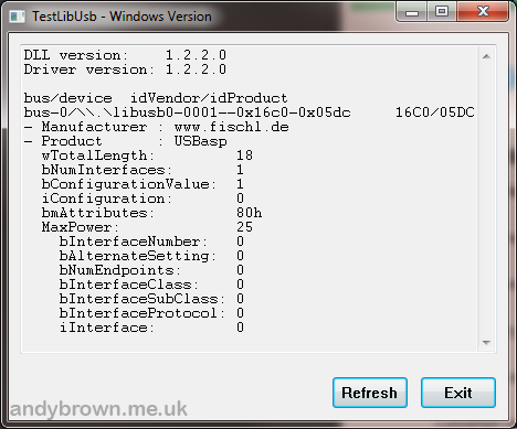 Usbasp Driver Windows 7