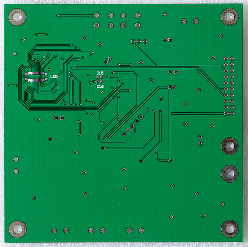 An open-source Cortex-M0 halogen reflow oven controller with