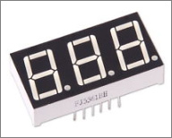 Directly driving a 7-segment LED display with the STM32