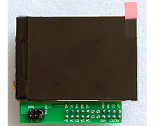 Nokia N82 2.4 inch QVGA TFT on the Arduino