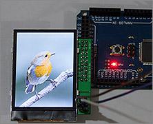 Reverse engineering the Nokia N93 QVGA LCD
