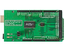 Arduino Mega 512K SRAM in shield format