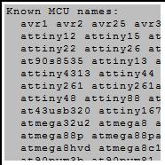 avr-gcc 4.5.1 and avr-libc 1.7.0 for windows