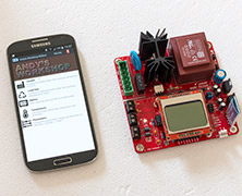 An android reflow controller that anyone can build