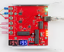 Process automation: another RTD sensor board