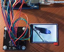 Generic Nokia LCD hacking board