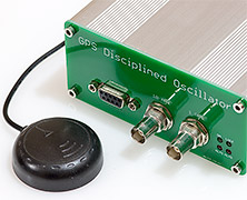 GPS Disciplined Oscillator review and teardown