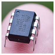 An introduction to the ATtiny85/45/25