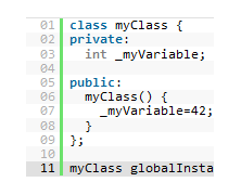 The global constructor bug in avr-gcc