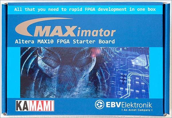 A review of the Maximator Altera FPGA development board 25