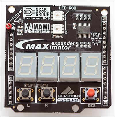 A review of the Maximator Altera FPGA development board 40
