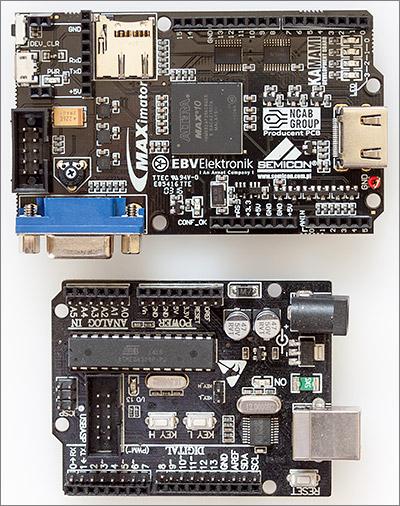 A review of the Maximator Altera FPGA development board 28