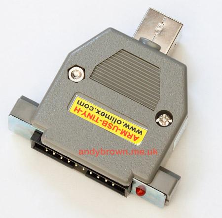 Olimex ARM-USB-TINY-H FTDI 64 bit Windows 7 drivers | Andys