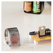 Building the phototrap. Part 5: The long range infra-red beam sensor