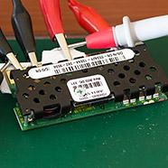 Reverse engineering a server CPU voltage regulator module
