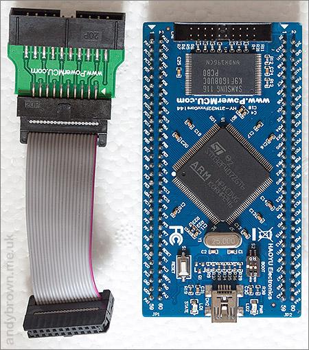 ST-Link v2  One programmer for all STM32 devices | Andys Workshop