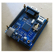 An STM32 arrives in the workshop