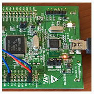 stm32f4discovery: Up and running with the ARM Cortex M4