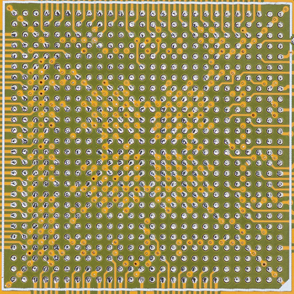 Old, not obsolete  Working with the Xilinx Virtex-E FPGA in a huge