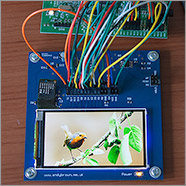 Reverse engineering the Sony Ericsson Vivaz high resolution 640 x 360 cellphone LCD