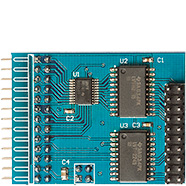 A generic optimised 16-bit LCD adaptor for the Arduino